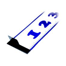 FSFR001 fishing plastic folding ruler