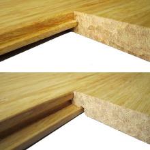 Fabricação China Strand Naturais Prefinished Tecido De Bambu