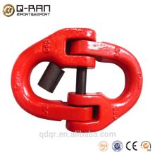 Estados Unidos tipo conexión enlace 80 alta calidad del aparejo del acero de aleación