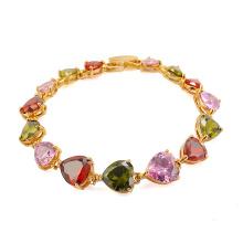 2014 pulseira de luxo da jóia da forma (70504)