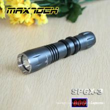 Maxtoch SP6X-3 18650 Lumen Cree T6 policía antorcha de luz