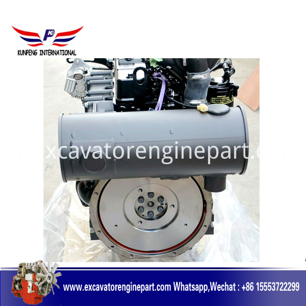 New 4TNV88 Yanmar Diesle Engine with air cleaner