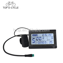Kit de bicicletas elétricas Top e-bike KT LCD-3 display ebike