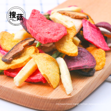 Kosher certificate seaweed snack Mix Vegetables Chips