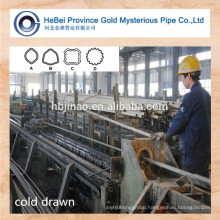 Cold Drawn Seamless Pipe steel Cr/Mn alloy Pipes from China
