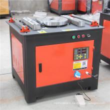 GW40 GW50 Machine à cintrer électrique de barre de béton à vendre
