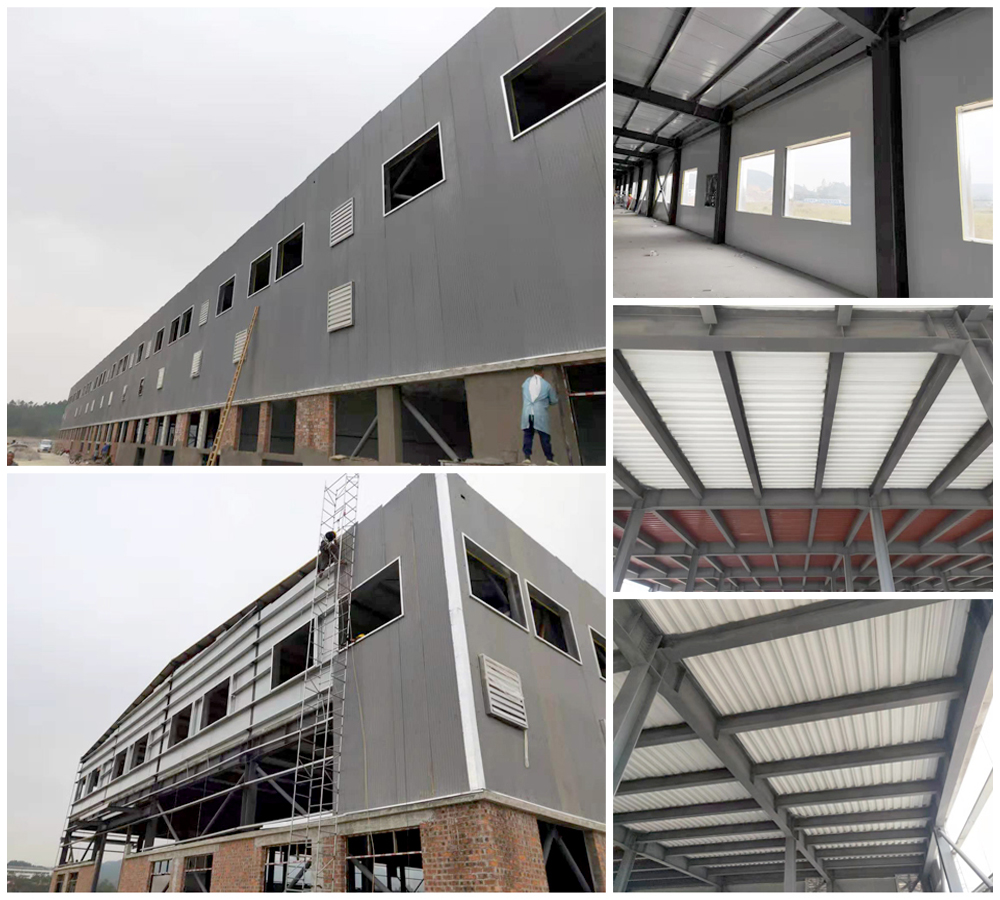 Metal Steel Structure Factory