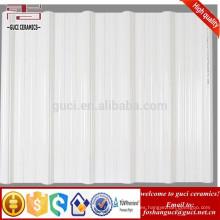 Proveedores de la hoja de 2 capas blancas de Upvc favorable al medio ambiente decorativos