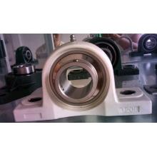 Le roulement en acier inoxydable avec des matériaux thermoplastiques