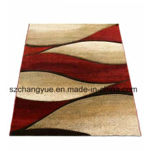 Hand Tufted Wool Rug with Latex Back