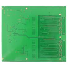 Ultrasonic flow meter printed circuit boards