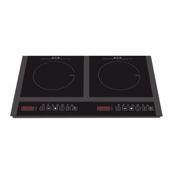 CE Cocina de inducción de dos zonas homologada CB Modelo Sm20-DIC05