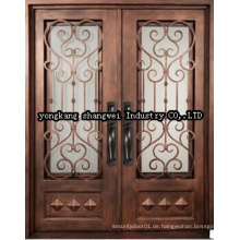 Hochwertige Elegant Security Exterior Panel Tür