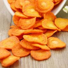 Venda quente de nutrição deliciosa de boa qualidade Cenoura seca