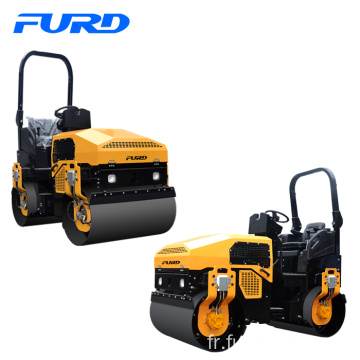 Manufacturer Supply Mini Vibratory Road Roller Compactor Price