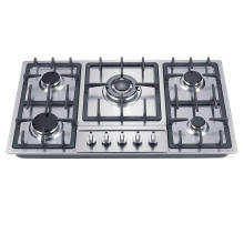 Built in Gas Hob 5 Burners Gas Cooker