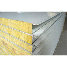 EPS / Fibra de vidro / Rock Rool / PU sanduíche painel de telhado e parede