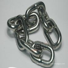 Korean Standard Stainless Steel Link Chain