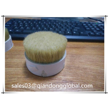 Nature White Pig Hair for Brush