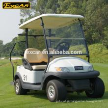 Aprovado pela bateria CE operado preços de assento único elétrico carro de golfe