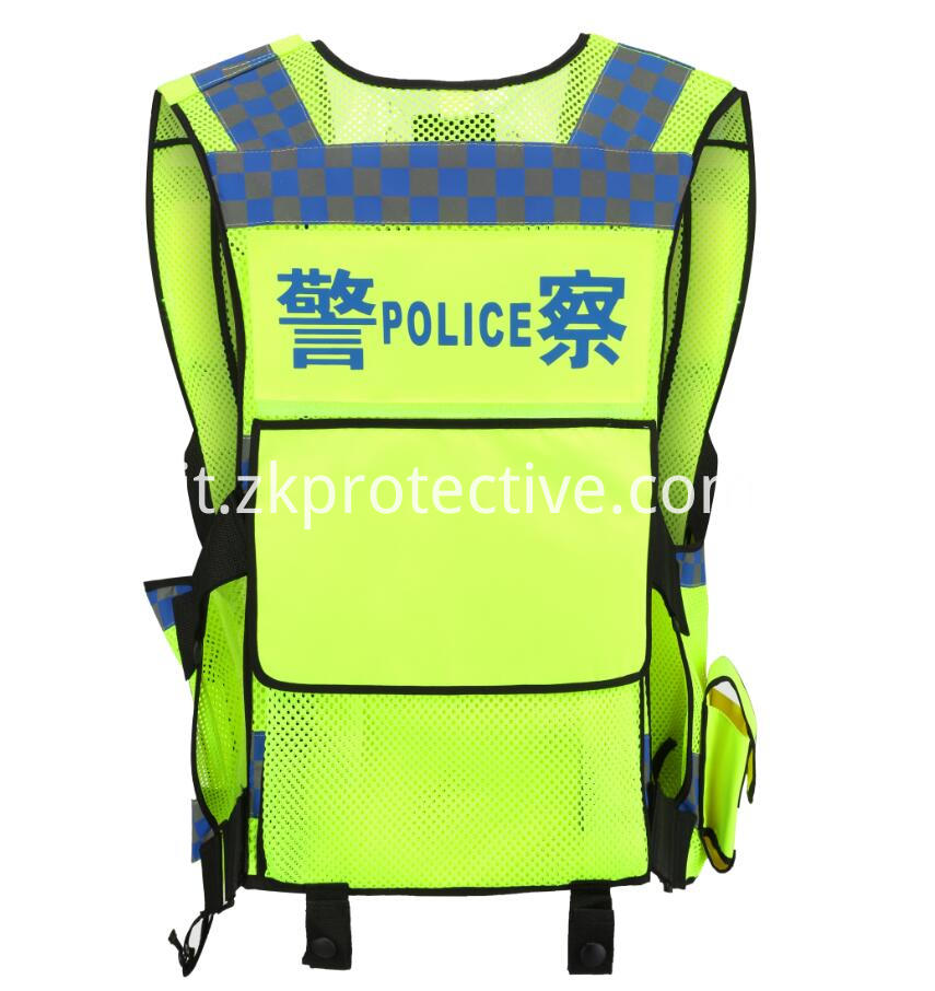 Safety Jackets Police
