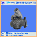 PC400-7 TURBOCHARGER 6156-81-8170