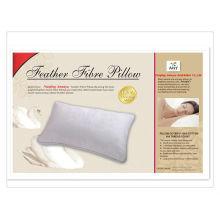 Poliéster barato travesseiros por atacado