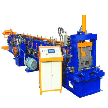 c z section purlin machine