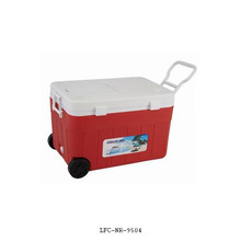 Haushaltsgeräte, Küchengeräte, Kunststoff-Haushaltswaren, Kochgeschirr, 90-Liter-Kühlbox
