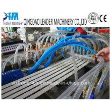 Máquina de extrusão de contas de canto externo e interno de PVC