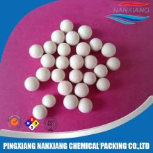lowest price chemical ceramic ball manufacturer inert aluminium balls for catalyst support 17%-99%(3/6/13/19/25/38/50mm)