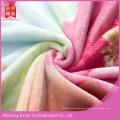 супер мягкое вращающееся одеяло с фланелевым принтом