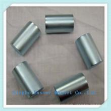 N45 Zinc Coating Cylinder Permanent Neodymium Magnet
