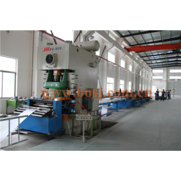 Металлическая сталь Гальванизированный кабельный лоток Размеры Roll Forming Making Machine Supplier Филиппины