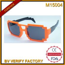Два цвета Sittching аномалии очки для партии (M15004)