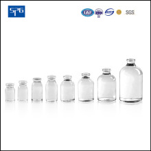 Sfda Moulded Injection Vial for Pharmaceutical