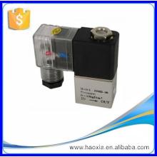 "2V direct acting mini solenoid gas valve with aluminum material 1/4"""
