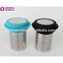 High Quality Promotional Gift Stainless Steel Wire Mesh Tea Strainer