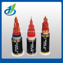 10KV isolado PVC impermeável revestido cabo de alimentação de média tensão