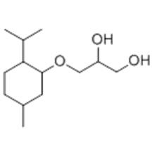 3 - [[5-Methyl-2- (1-methylethyl) cyclohexyl] oxy] propan-1,2-diol CAS 87061-04-9