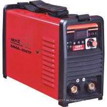 DC Inverter IGBT MMA Máquina de soldadura (MMA-250TP)