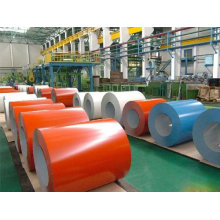 matéria-prima folha prepainted cor de telhadura galvanizado chapa de aço fabricada na China
