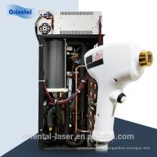Lightsheer cohérent / machine de serrage vaginale co2 laser fractionnaire / pixel laser co2