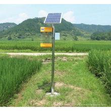 Lampe insecticide solaire à haute efficacité Lampe solaire antiparasitaire Lampe moustique Killer solaire