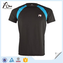 Newest Design Wholesale Mens Blank T-Shirt Plain Gym Wear