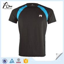 Le plus nouveau Design en gros Mens Blank T-Shirt Plaine Gym Wear