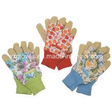 Garden Glove-Pig Split Garden Glove-Guante de trabajo-Safety Glove-Guante de trabajo industrial de guante de cuero