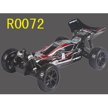 RC car in China, 1:10 brushless electric buggy, rc toy for children