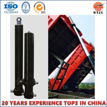 Telescopic Hydraulic Cylinder for Large Ton Dump Truck with TS16949