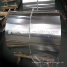 Feuillet en aluminium pour récipients, feuilles de SRC, 3003 H24 Emballage en aluminium, feuille de récipient de cuisine, fabrication en Chine